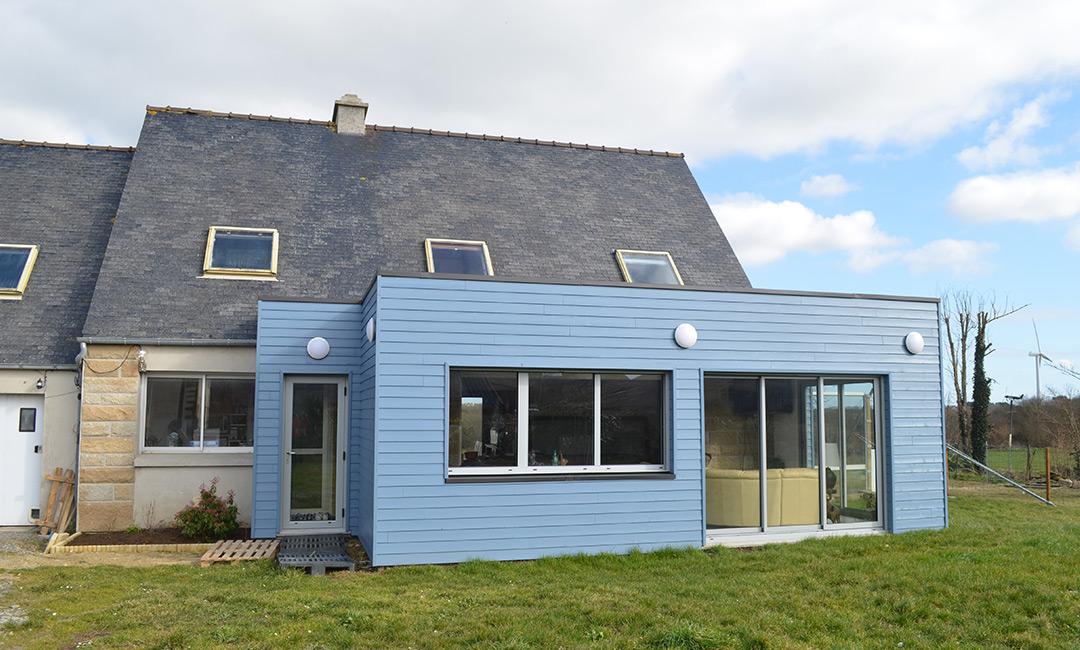 Extension-Bardage-Bleu-après