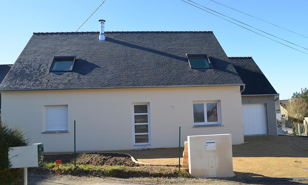 Projet maison neuve dcoration maison neuve with projet for Cout construction maison neuve